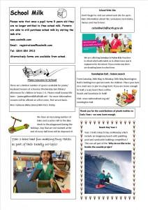 Newsletter 15.04.16 2